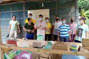 การดำเนินงานของกลุ่มผู้เลี้ยงแพะ และกลุ่มผู้เลี้ยงไก่พื้นเมือง ตามโครงการส่งเสริมและพัฒนาการเลี้ยงสัตว์ เพื่อแก้ไขปัญหาที่ดินทำกิน ของเกษตรกร ปี 2564