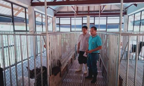 ตรวจรับรองการปฏิบัติทางการเกษตรที่ดี ด้านปศุสัตว์ (มาตรฐานฟาร์ม) สำหรับฟาร์มแพะ