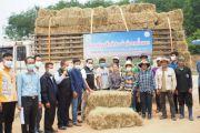 ผู้ตรวจราชการกระทรวงเกษตรและสหกรณ์ เขต 14 (นายคมสันต์ จำรูญพงษ์)ตรวจราชการและขับเคลื่อนแบบบูรณาการด้านปศุสัตว์ในพื้นที่จังหวัดเลย